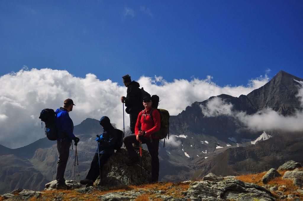 Migliori itinerari di trekking in Piemonte