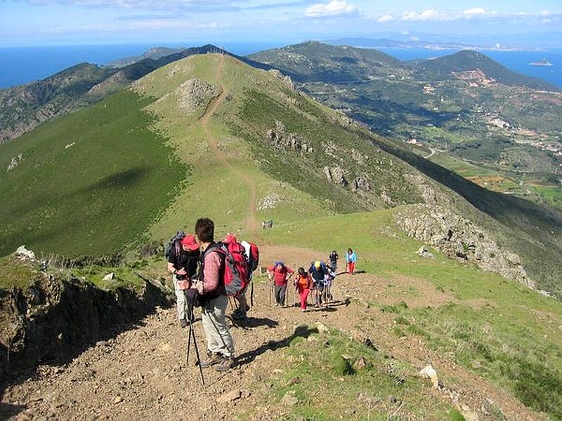 Migliori sentieri di trekking in Toscana