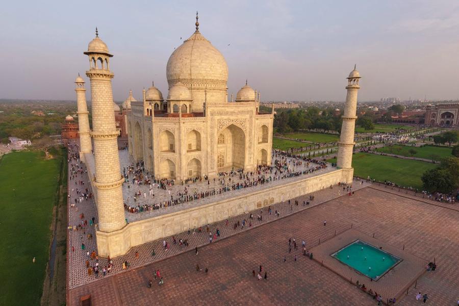 Tour in India sulle tracce di Gandhi