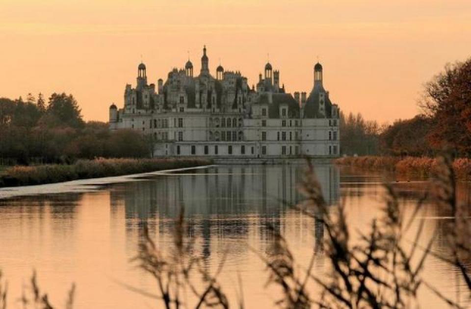 Come arrivare al Castello di Chambord nella Loira