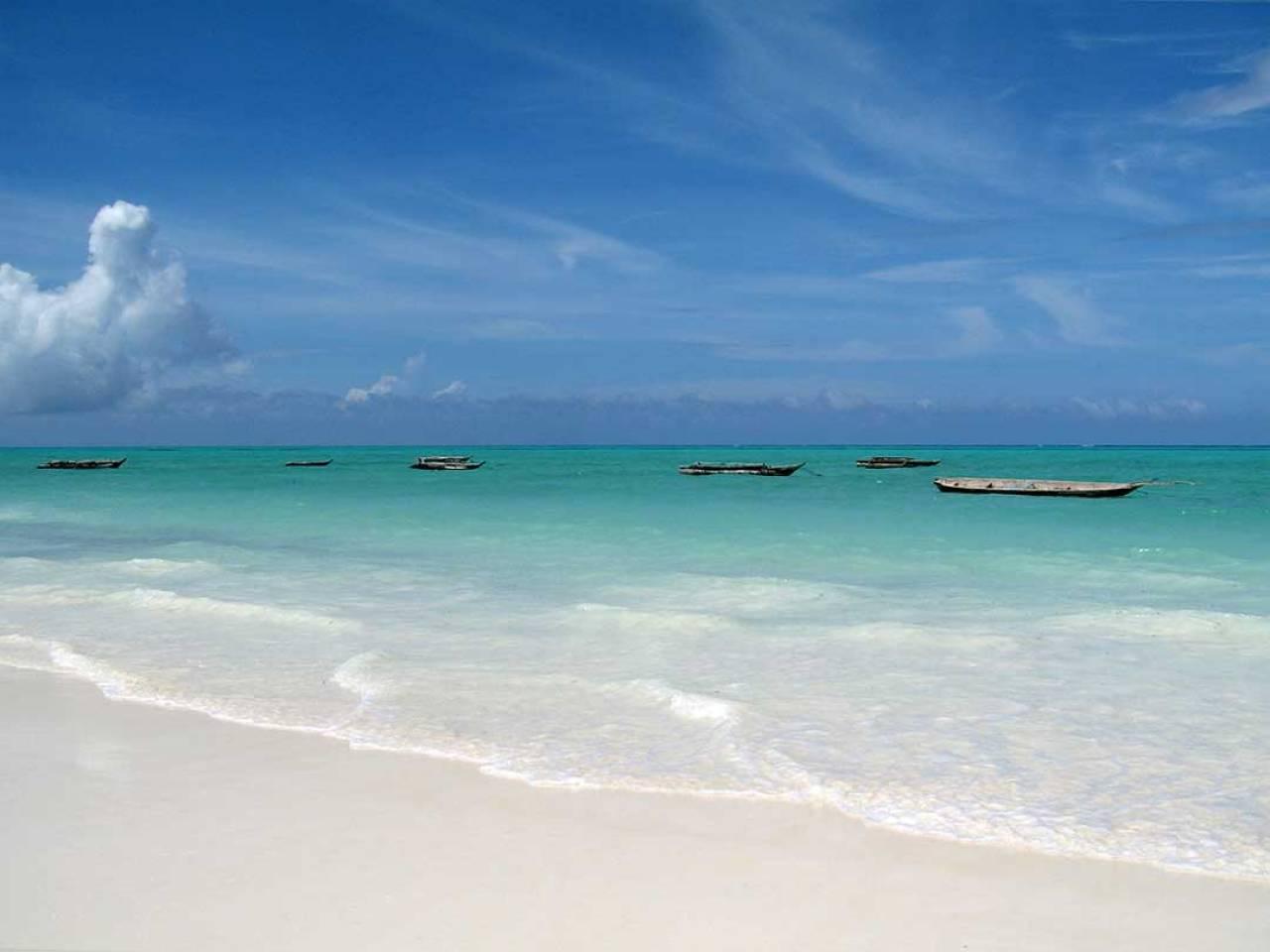 Quali attività sportive praticare al Franco Rosso Sea Club Dream of Zanzibar?