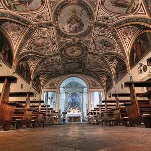 Chiesa di San Lino. Foto di Riccarvo V. su Flickr.