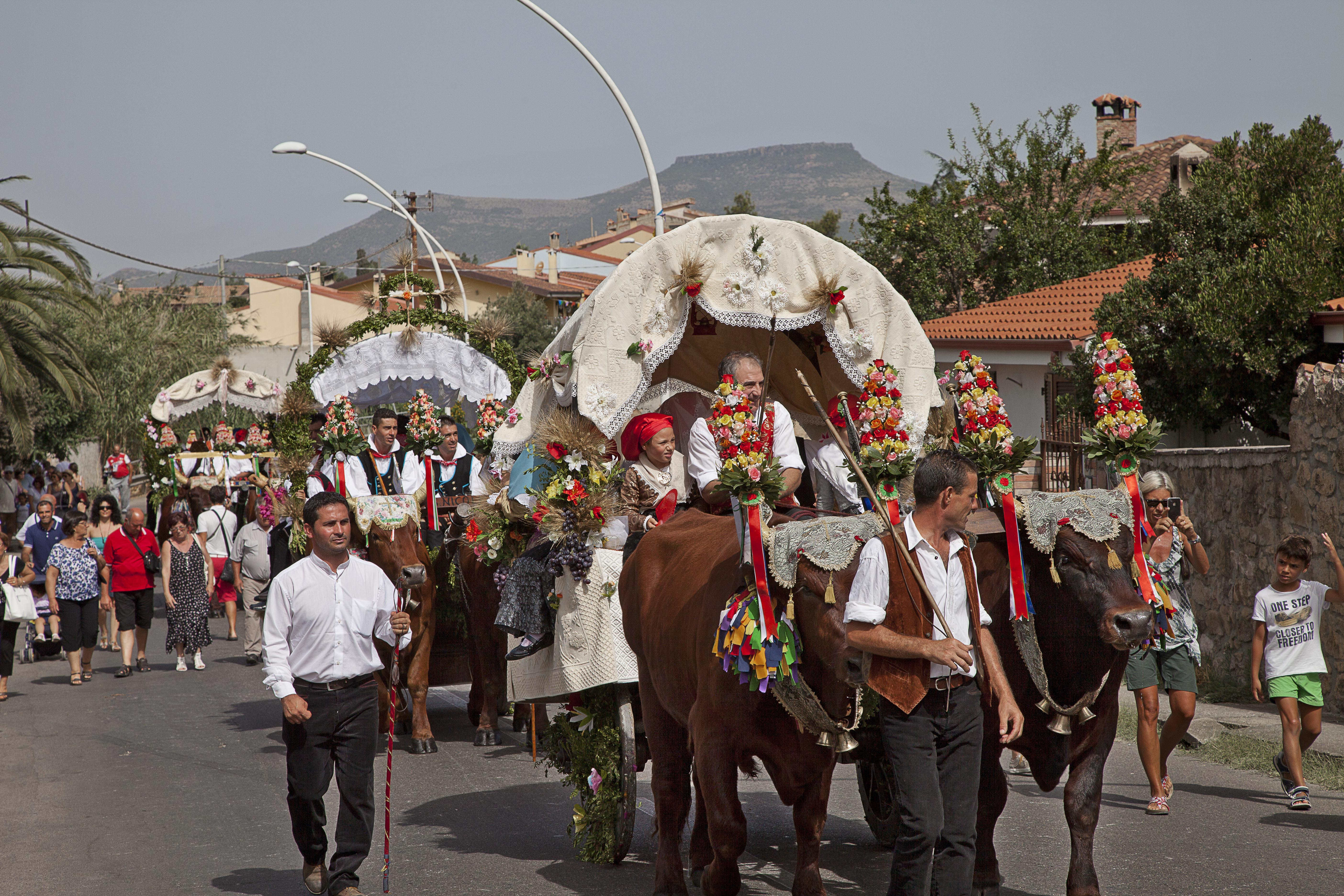 Tradizioni di Sardegna: il Matrimonio Mauritano