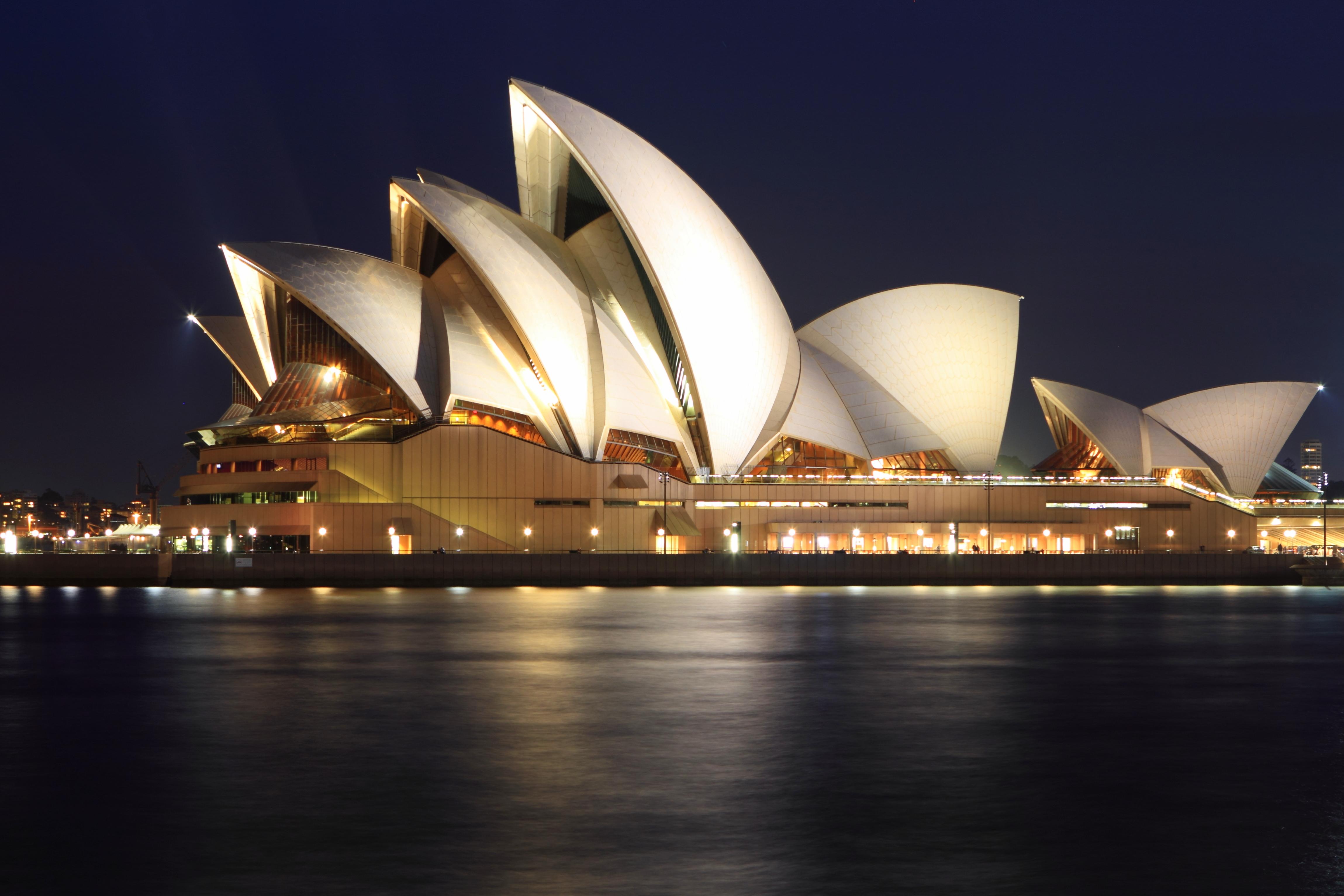 Che temperature sidney a settembre viaggiamo for La casa stupefacente progetta l australia