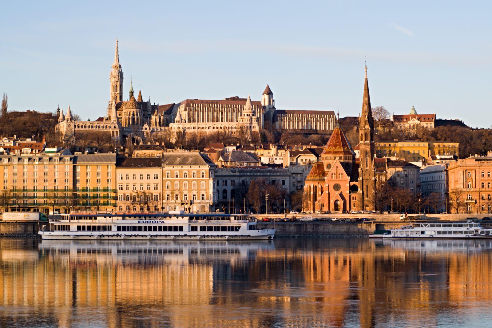 Che temperature Budapest ad agosto