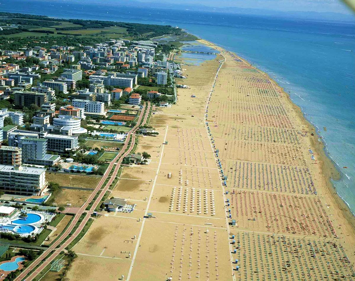 Costo ombrellone e sdraio spiaggia Bibione