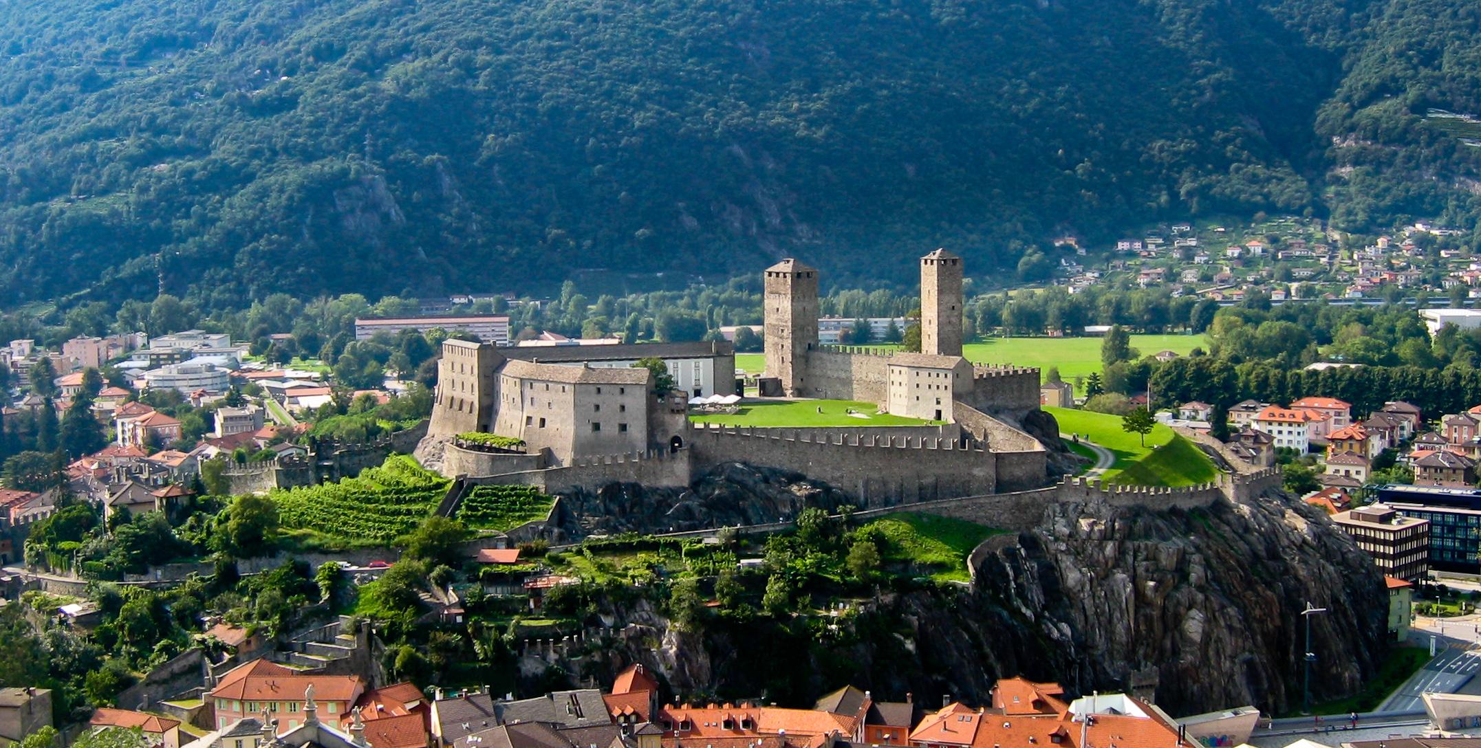 Alla scoperta dei Castelli di Bellinzona