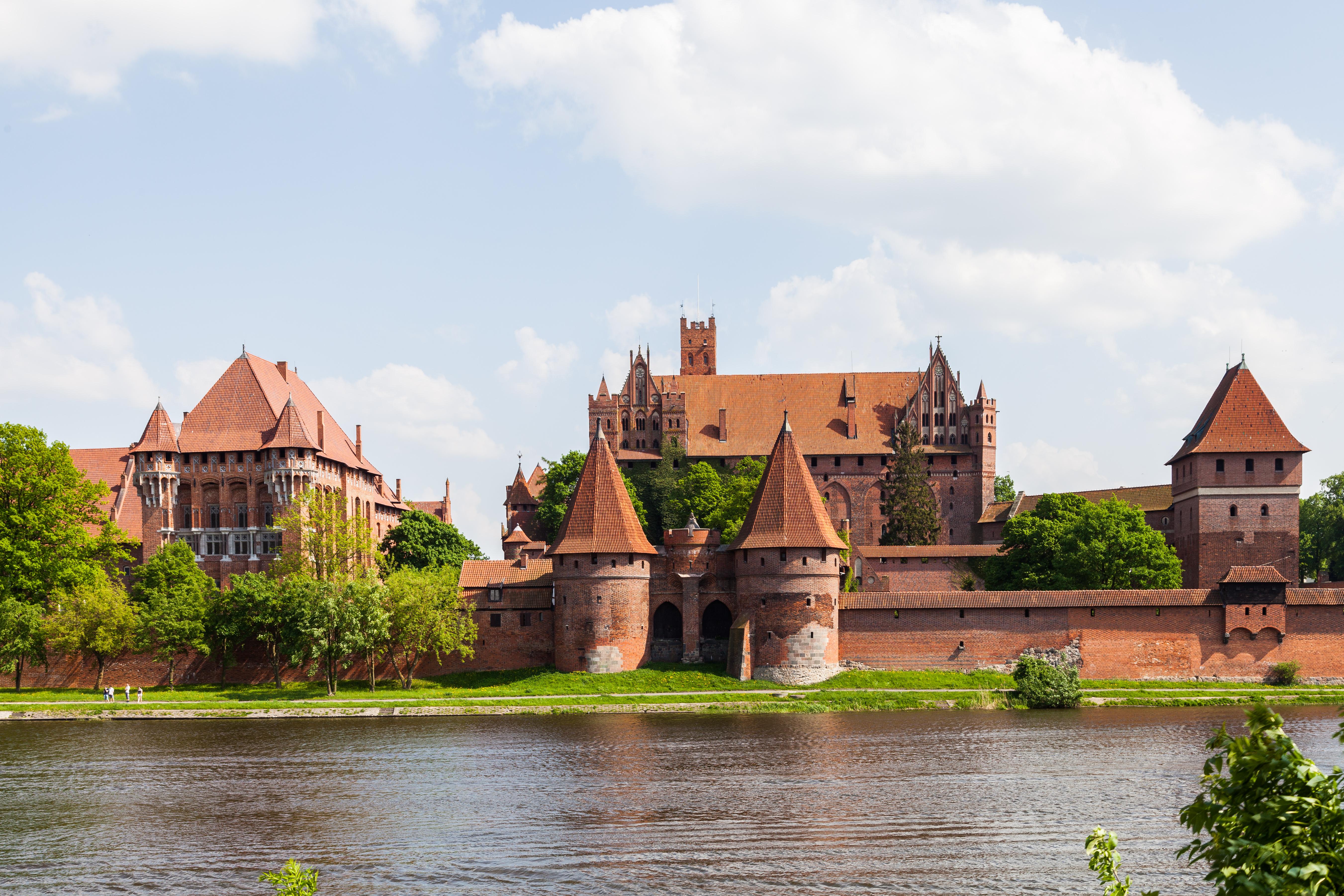 I castelli più belli della Polonia