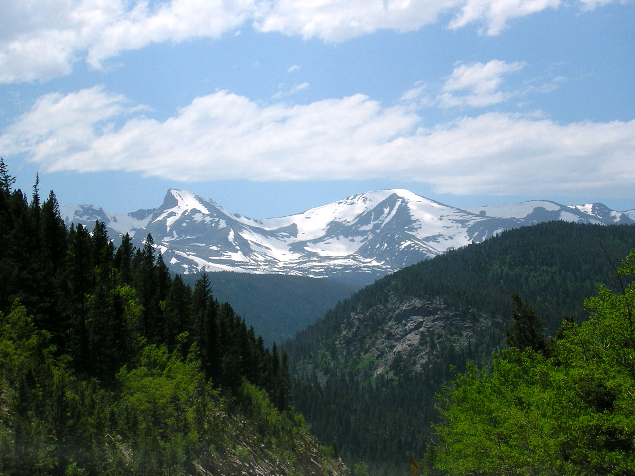 Visita al parco naturale delle Montagne Rocciose Colorado