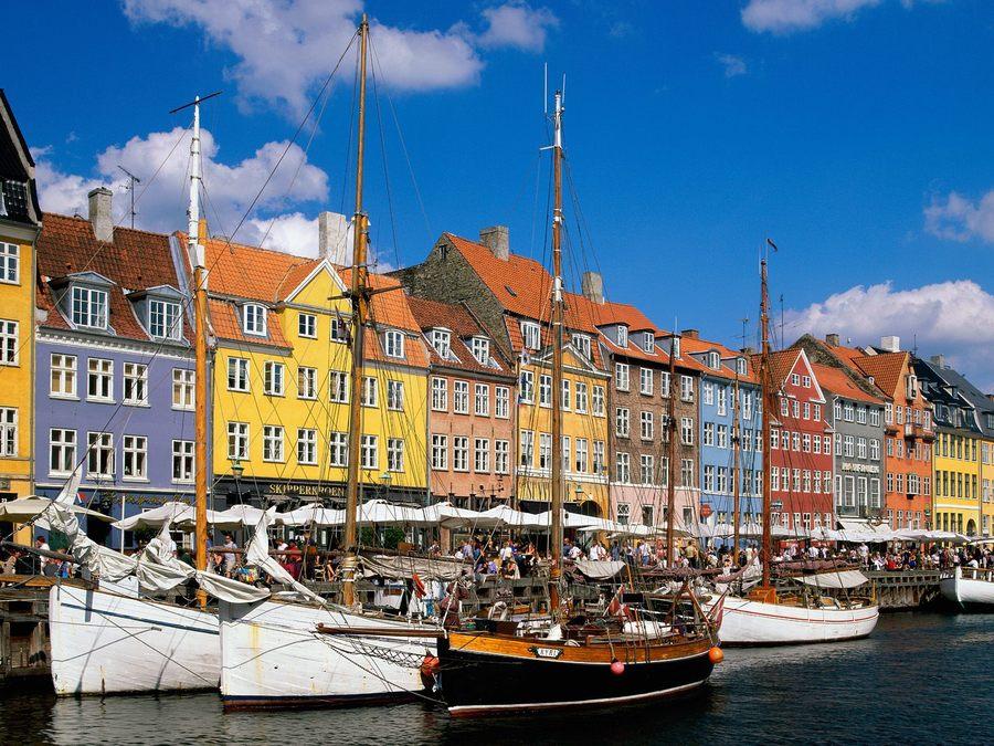 Che temperature Copenaghen a Luglio