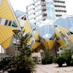 Cubic House in Rotterdam Netherlands
