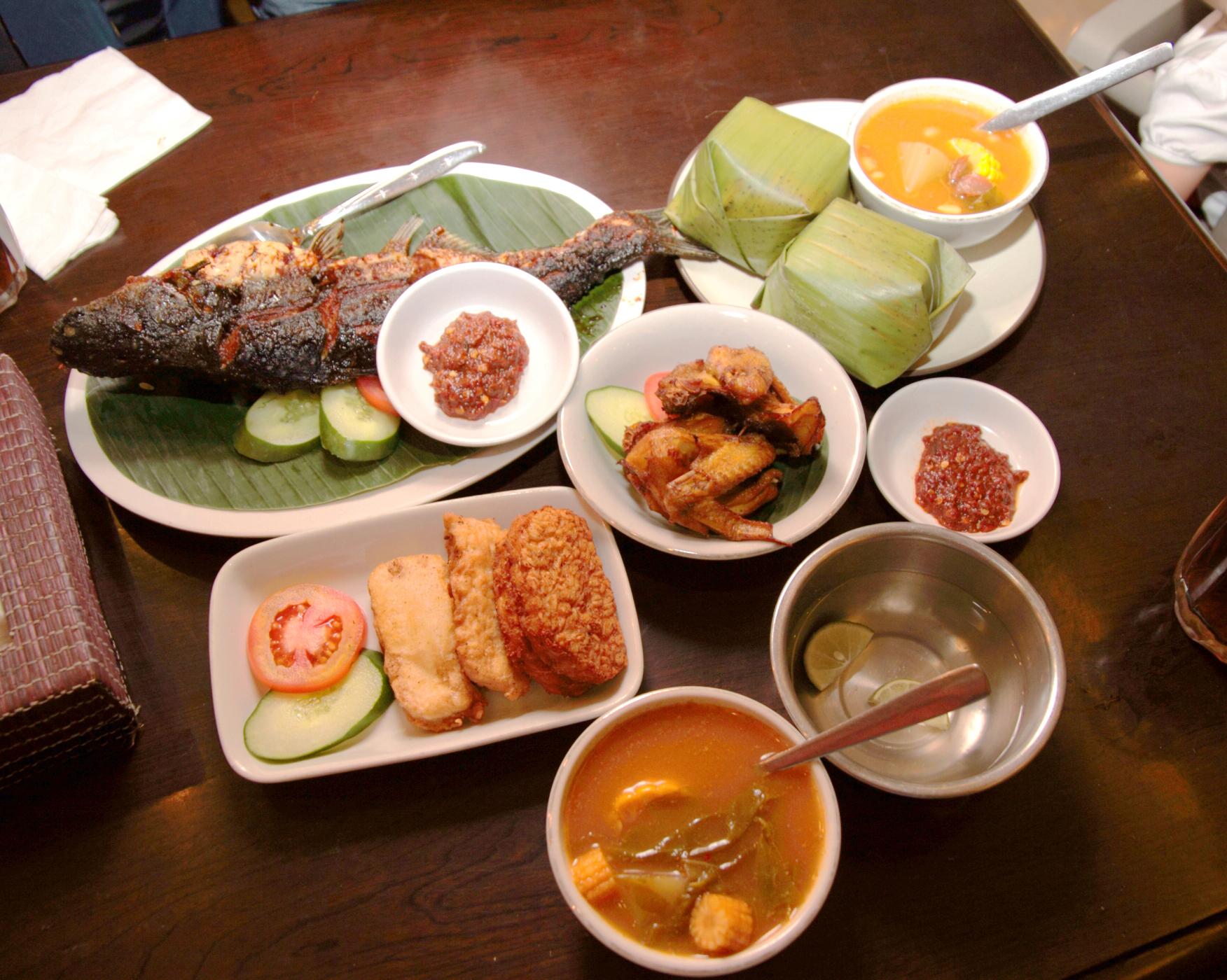 Cosa mangiare a Jakarta