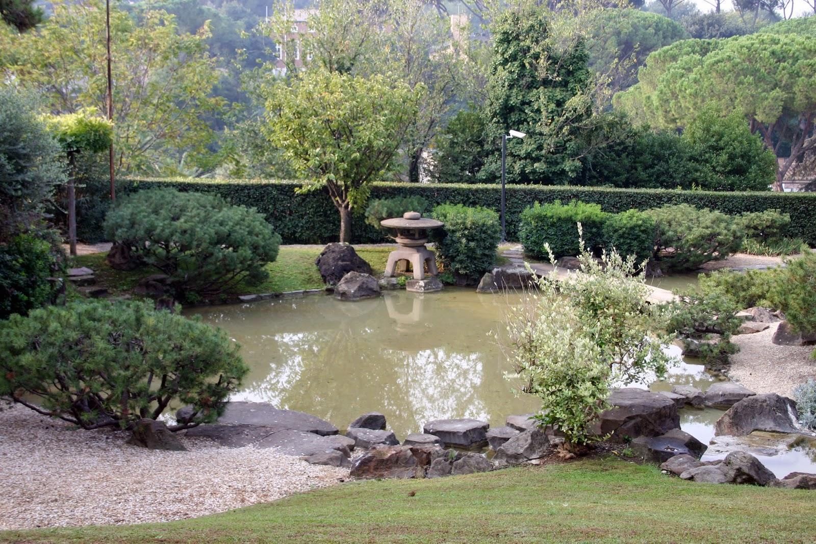 Date apertura giardino istituto giapponese di cultura a for Giardino giapponesi