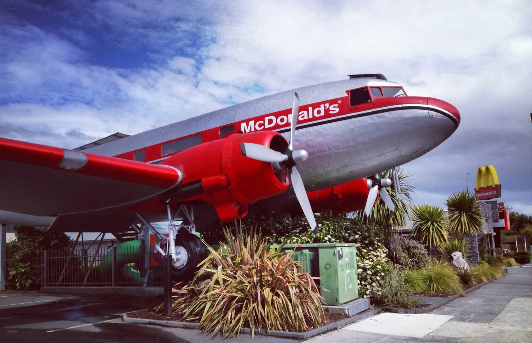 McDonalds Taupo DC Plane.CGRBhw