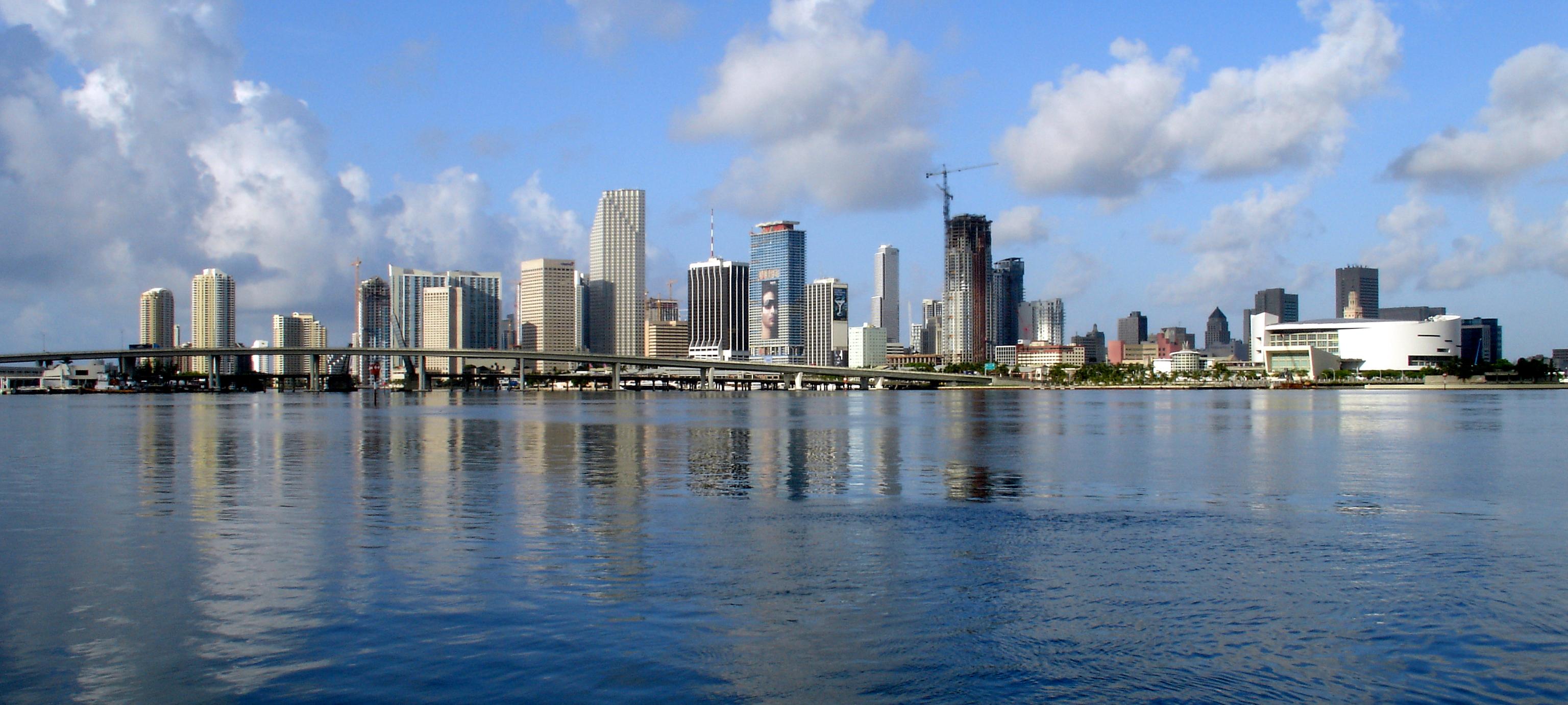 Che temperature Miami a luglio