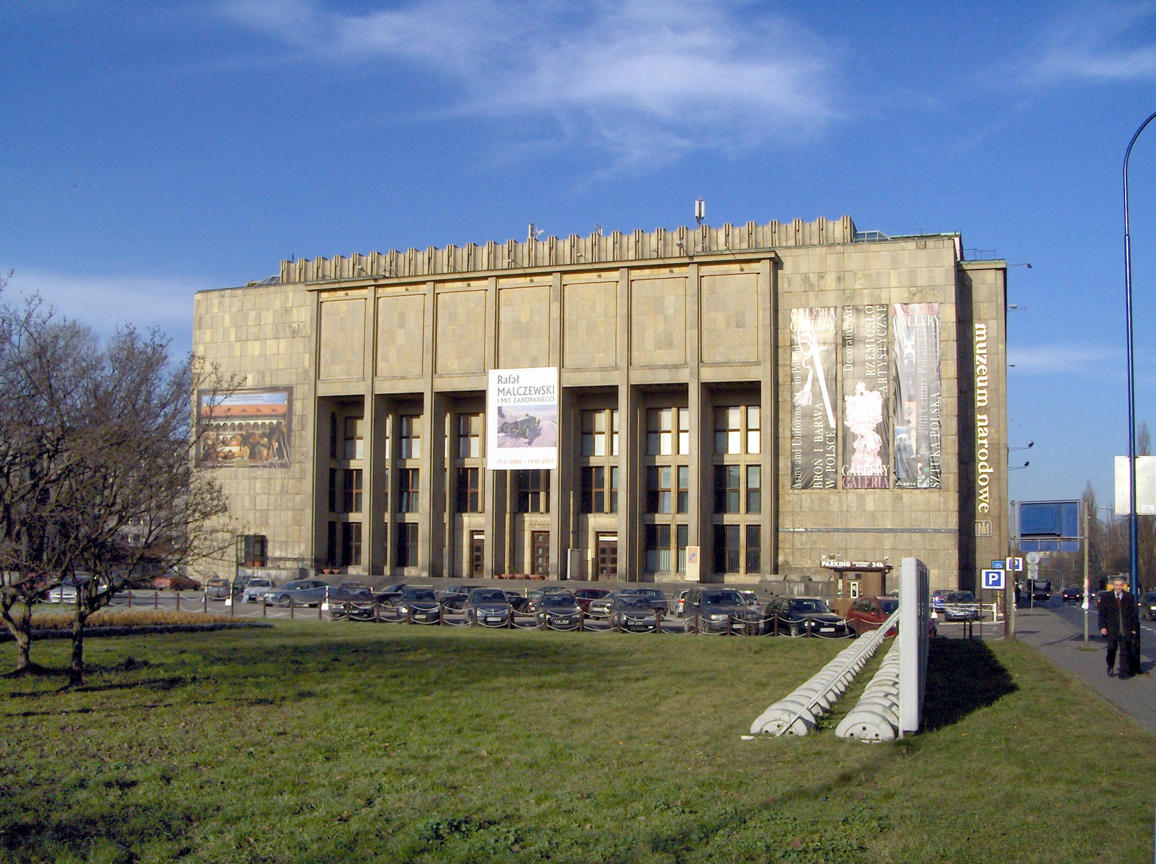 Muzeum Narodowe Kraków Fotka 050