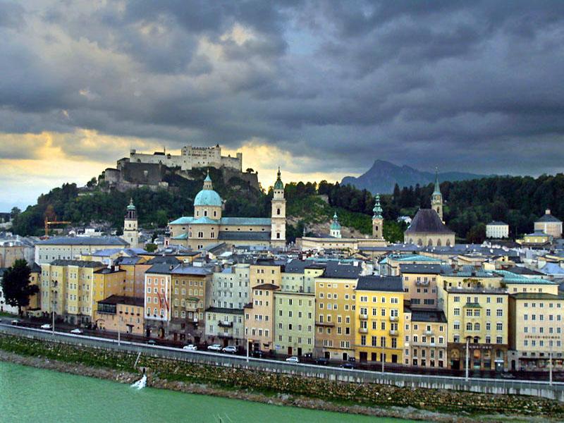 Affitti appartamenti a Salisburgo 2015