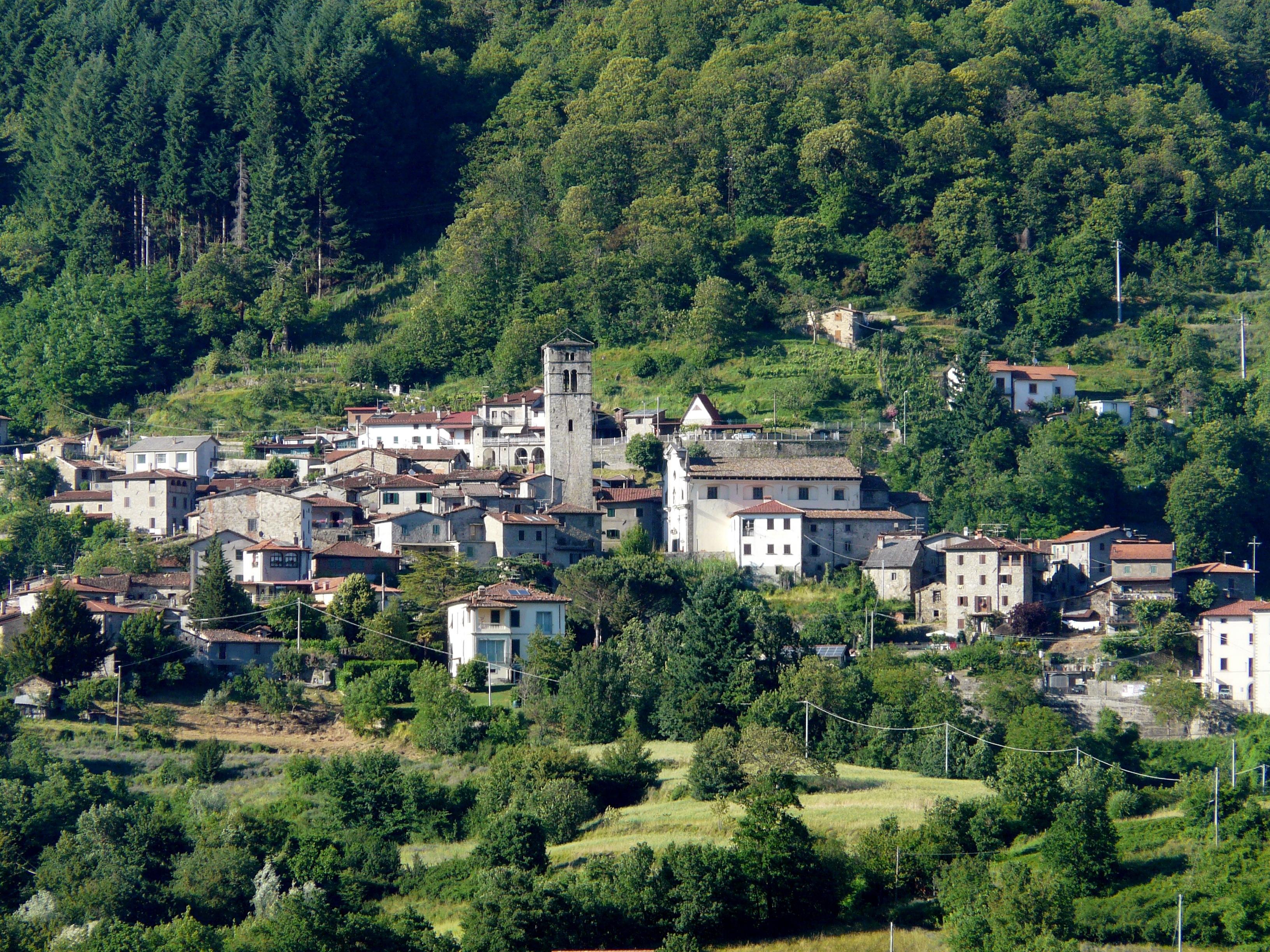 San Romano in Garfagnana panorama6