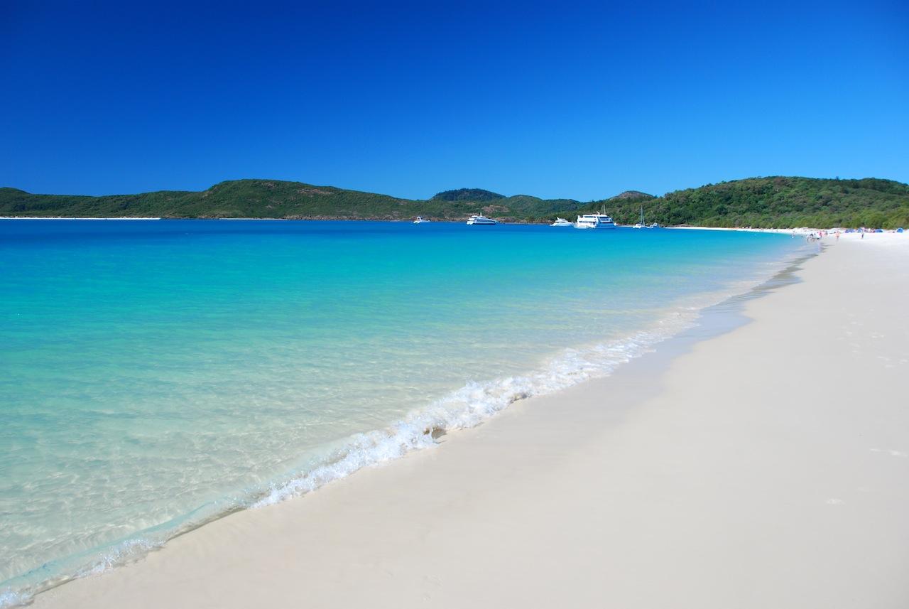 Spiagge sabbia bianca in Toscana