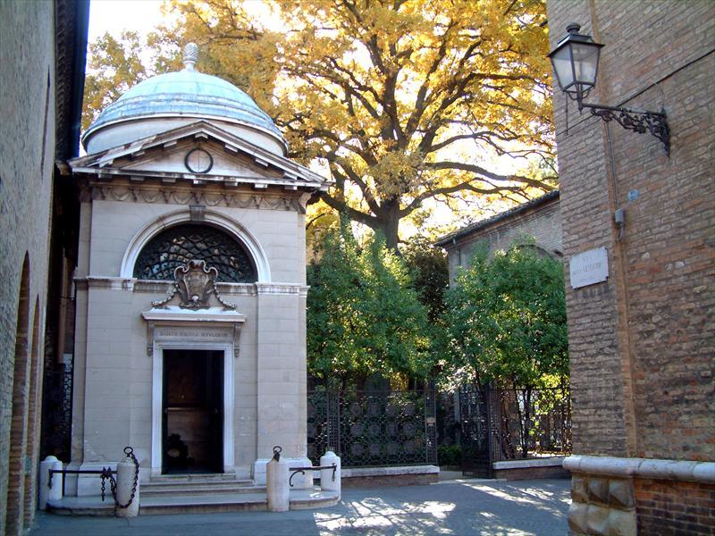 Tour di Dante a Ravenna