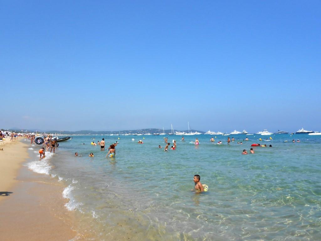 Migliori locali in spiaggia Saint Tropez