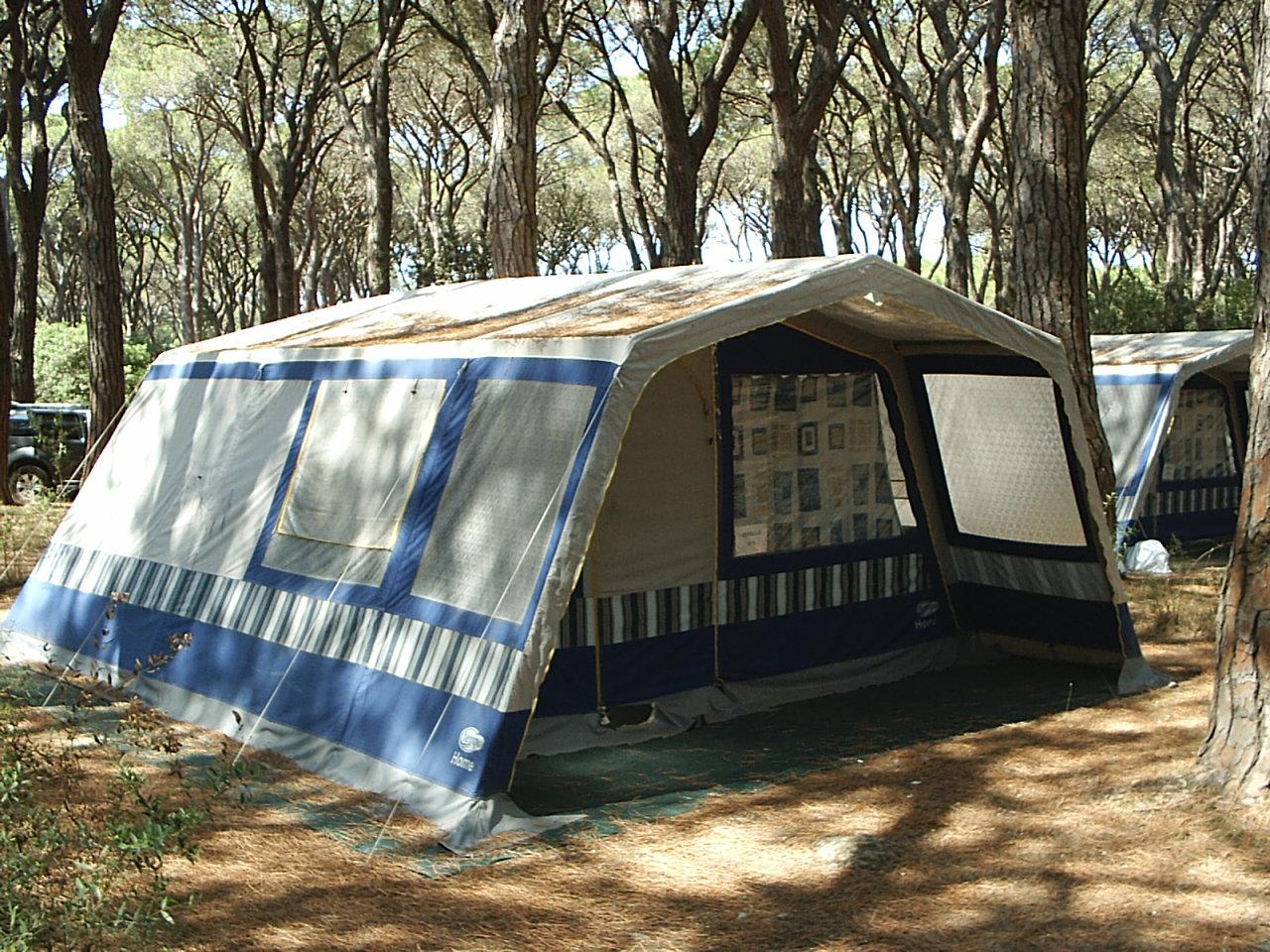 campeggi grosseto