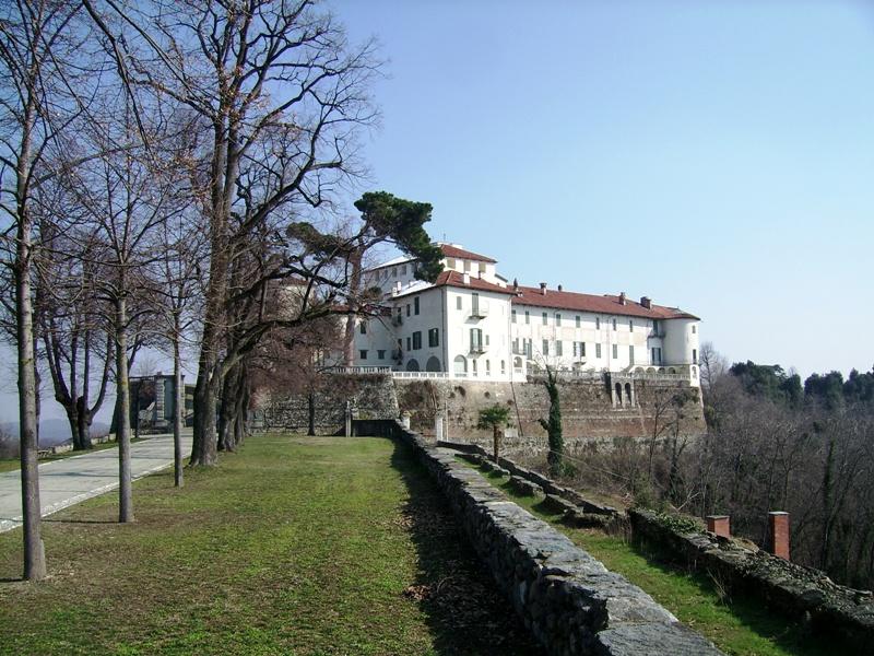 Come arrivare al Castello di Masino