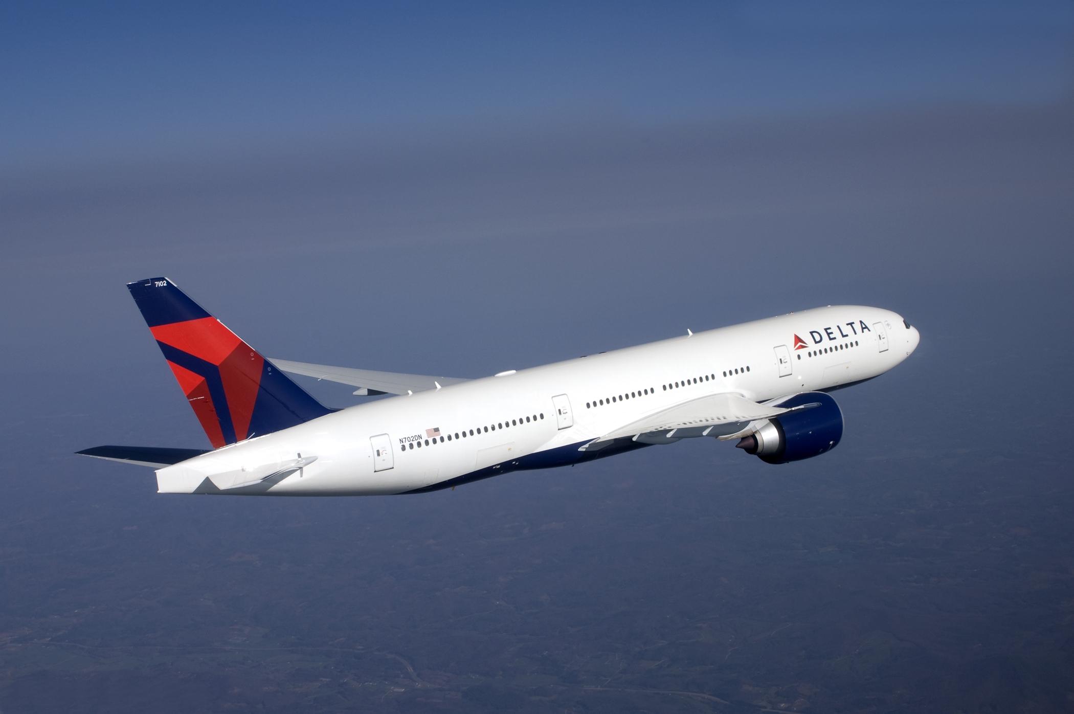 Come controllare status volo Delta