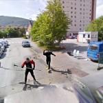 google street view stranezze