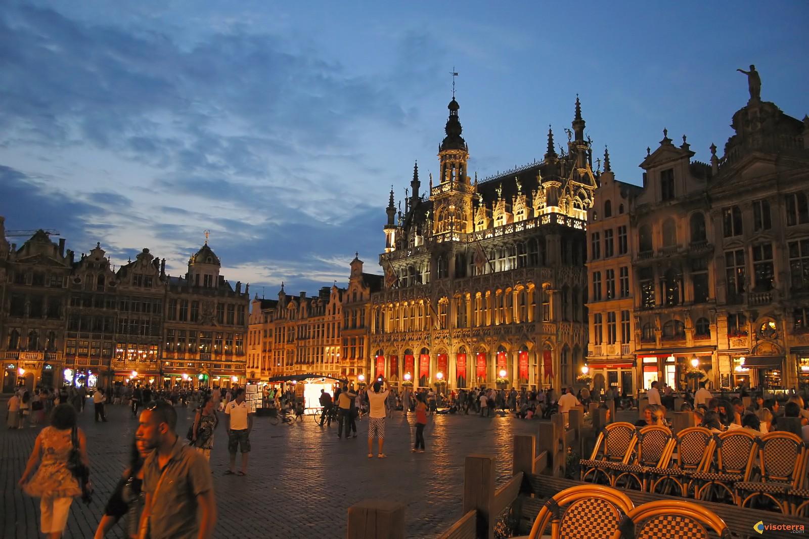 Che temperature bruxelles a luglio viaggiamo - Office de tourisme bruxelles grand place ...