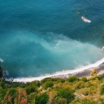 Spiagge per nudisti nella Cinque Terre