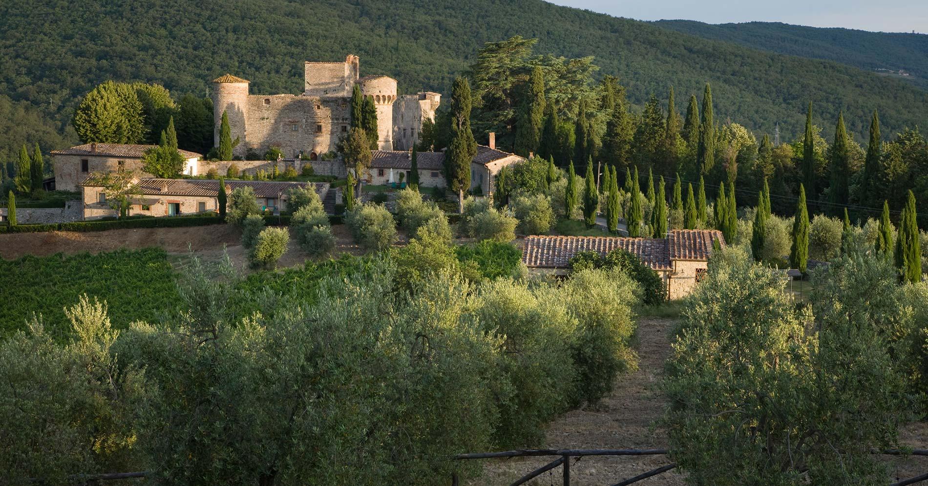 Come arrivare al castello di Meleto - Viaggiamo