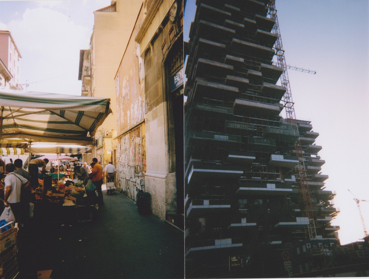 Visita al quartiere L'Isola di Milano