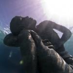 la scultura subacquea piu grande