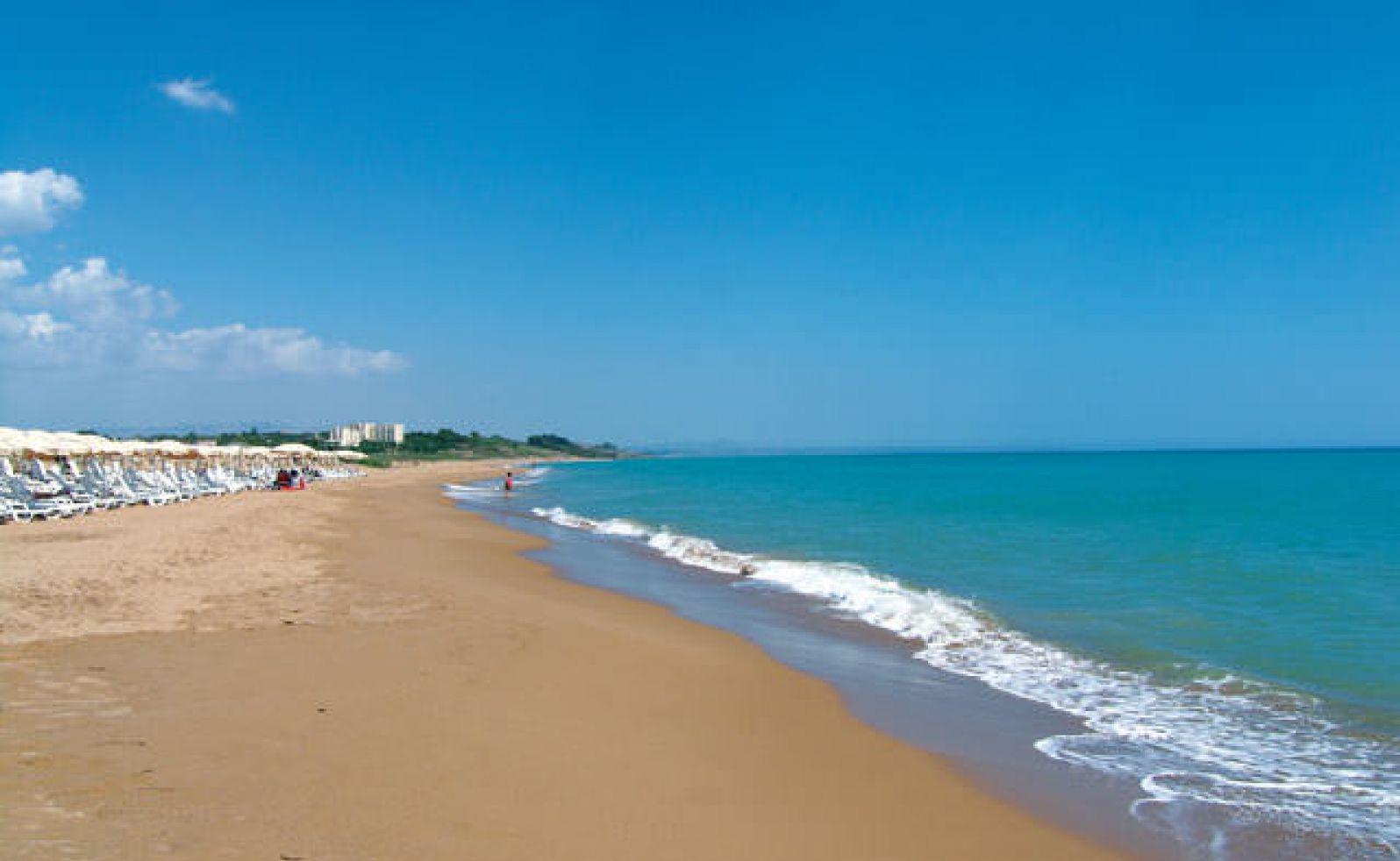 Spiagge sabbia fine della sicilia viaggiamo for Setacciavano la sabbia dei fiumi