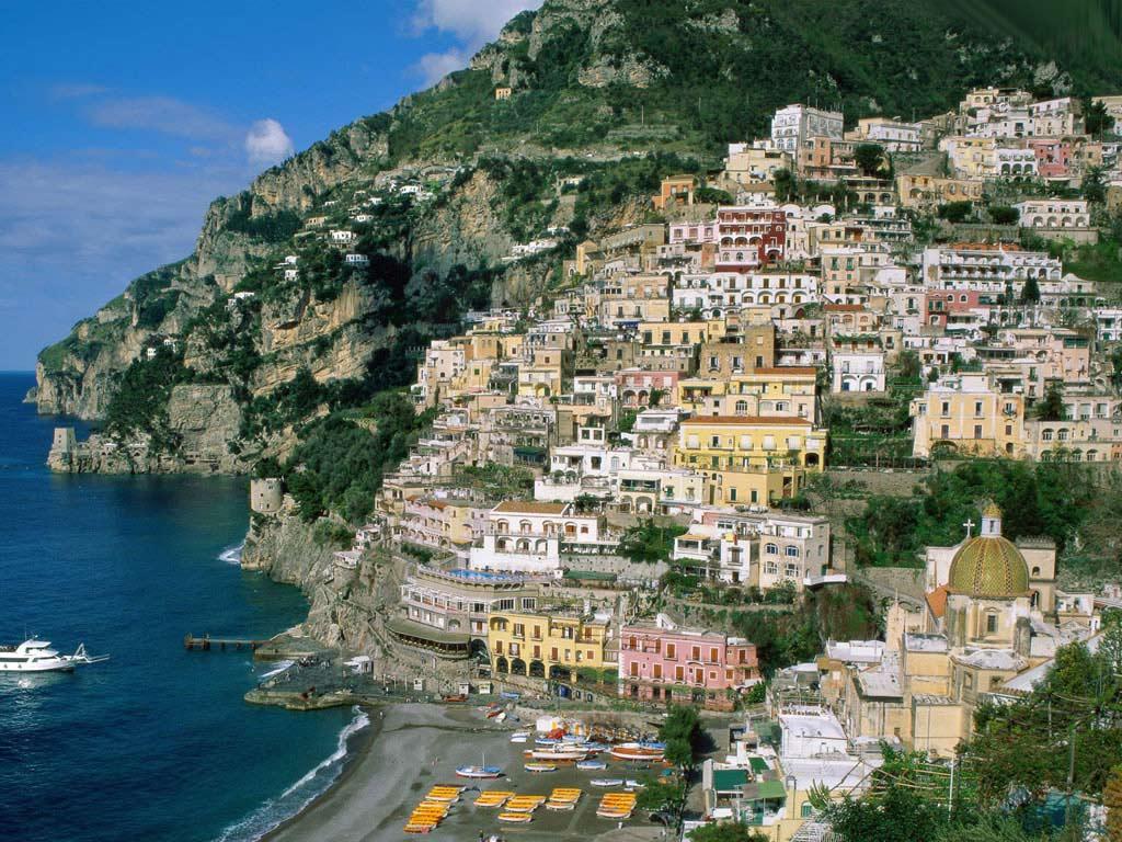 Le 10 località turistiche più costose d'Italia