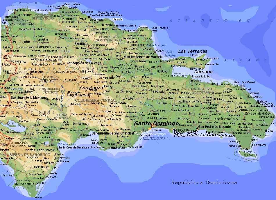 mappa analitica rd bis