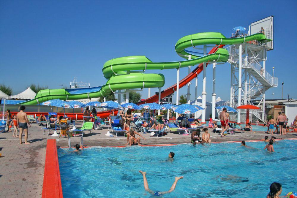 Localit camping con parco acquatico cattolica viaggiamo - Orari e prezzi piscina di gorgonzola ...