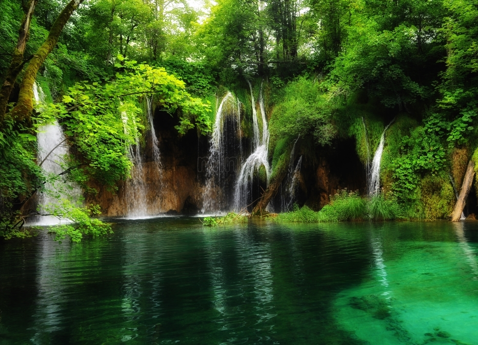 parque nacional de los lagos de plitvice 1561421