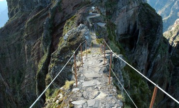 Durata percorso Pico de Arierio Funchal