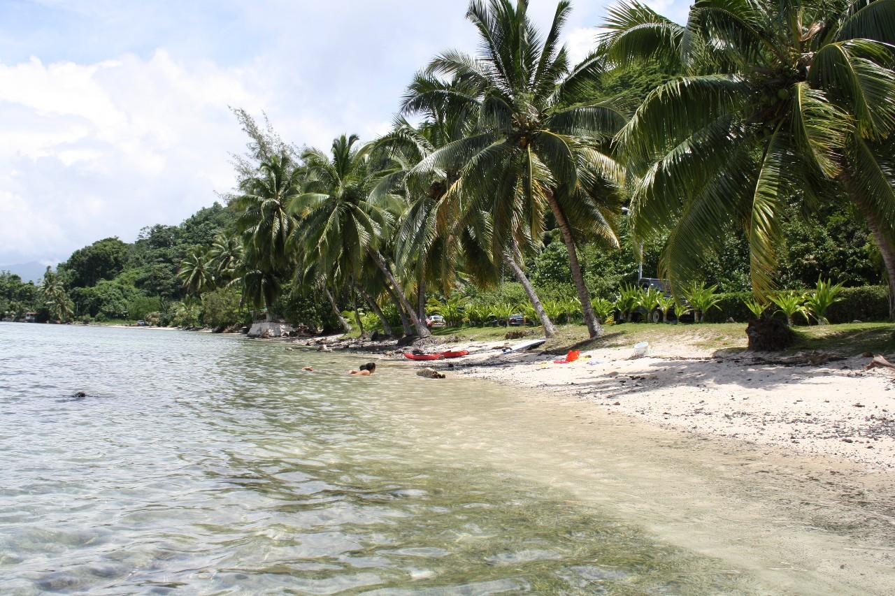 Spiagge più belle della Polinesia