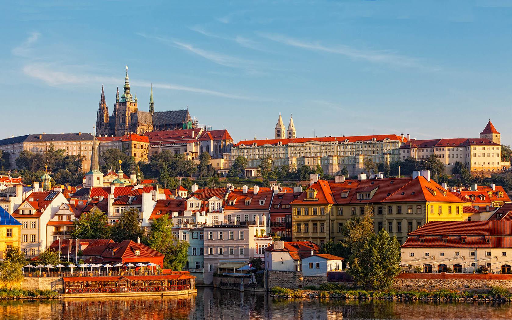 Settembre A Temperature Viaggiamo Che Praga qv8x1