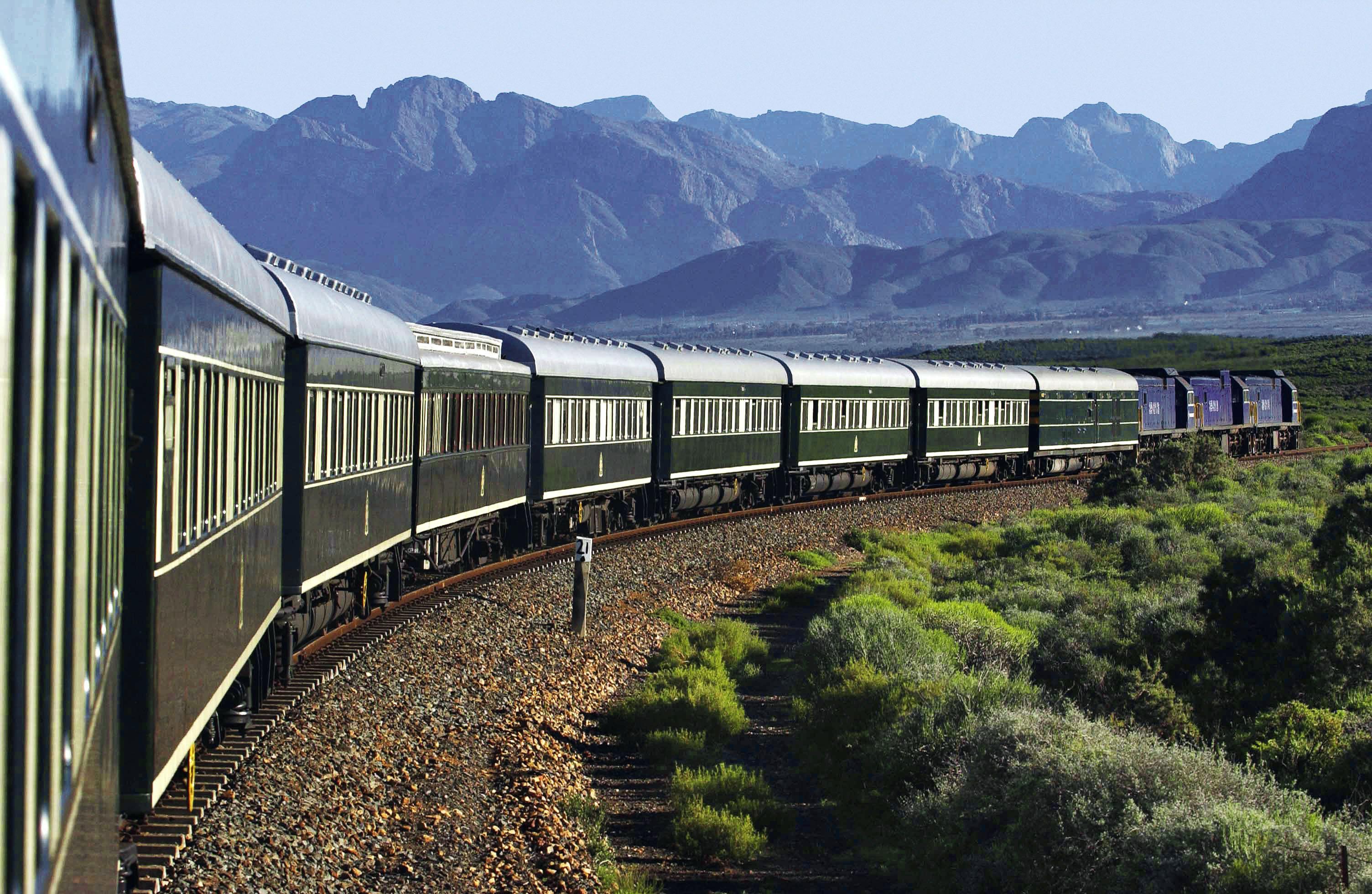 Prezzo viaggio Rovos Rail in Africa