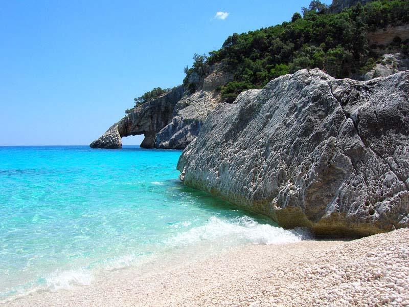 Spiagge sabbia fine della Sardegna