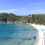 Spiagge sabbia fine della Liguria