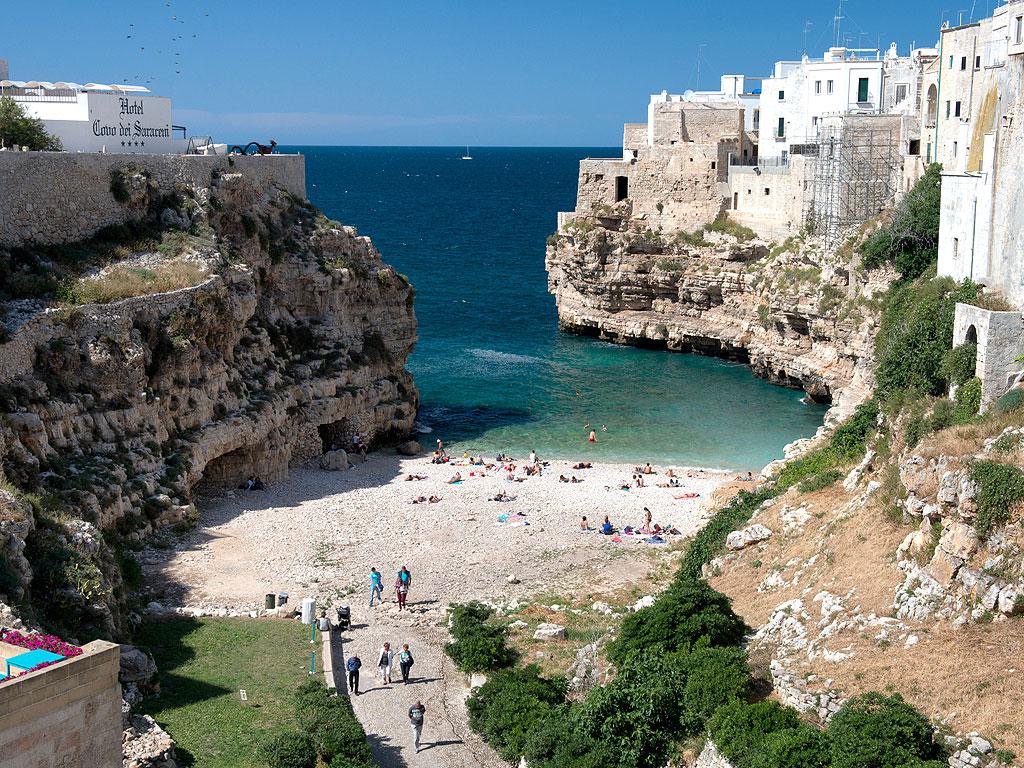 Classifica spiagge più belle d'Italia 2015