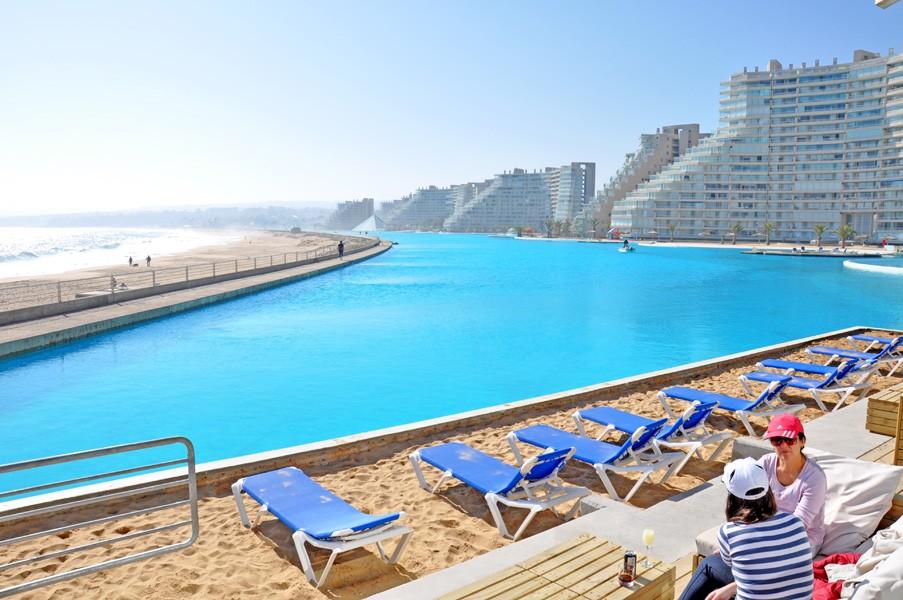 worlds largest pool san alfonso del mar resort chile photo san alfonso del mar