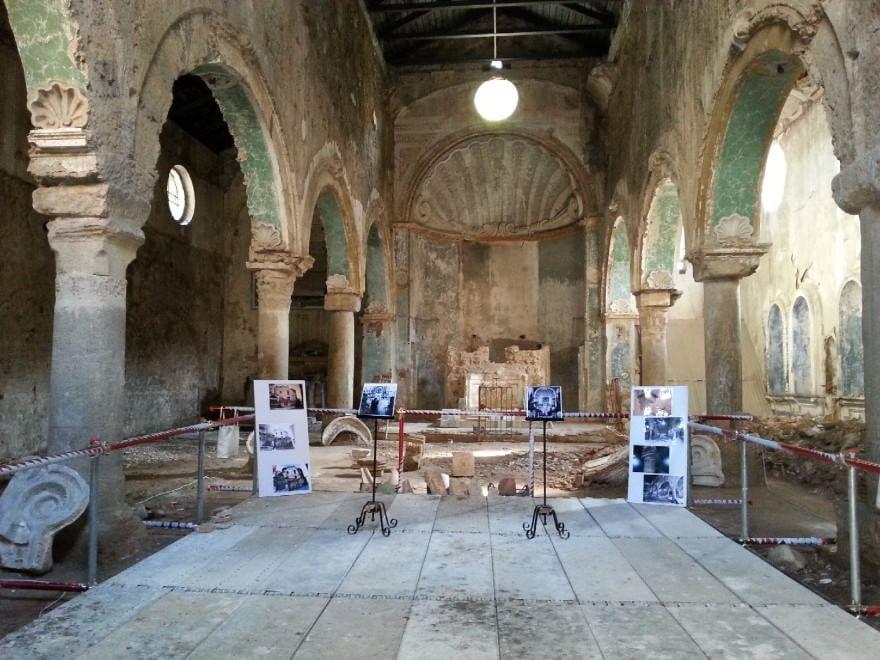 Come arrivare alla Chiesa di Sant'Agnello a Maddaloni