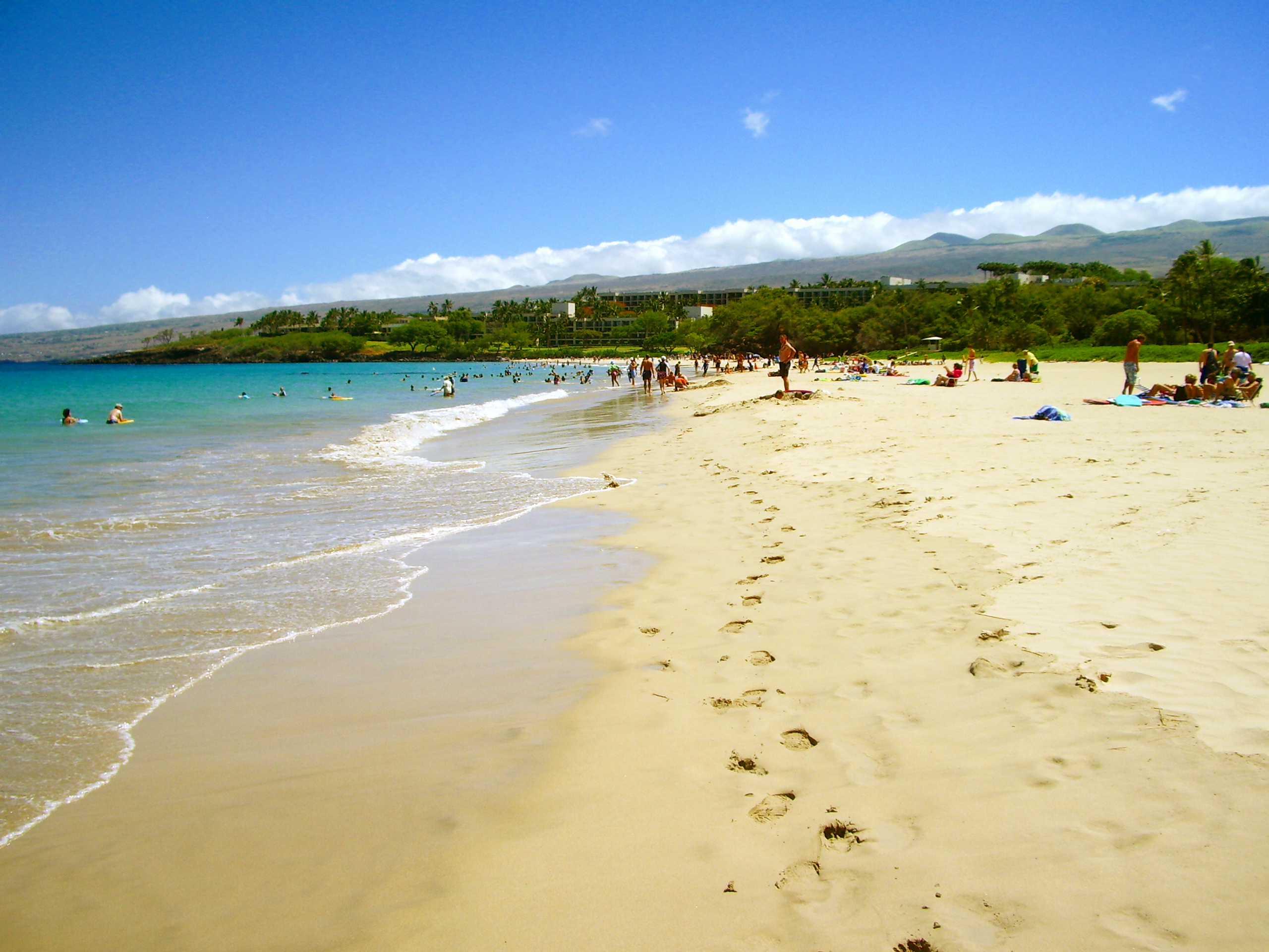 6 hapuna beach