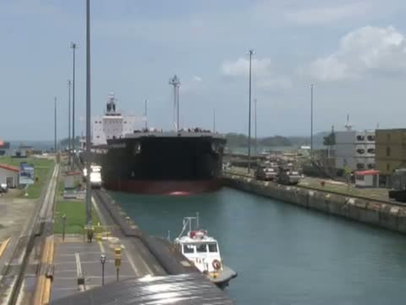 Lunghezza canale di Panama